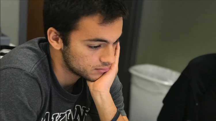 Ο 22χρονος Καρπάθιος Αντώνης Παπαγεωργίου απ'τους νεώτερους με Διδακτορικό